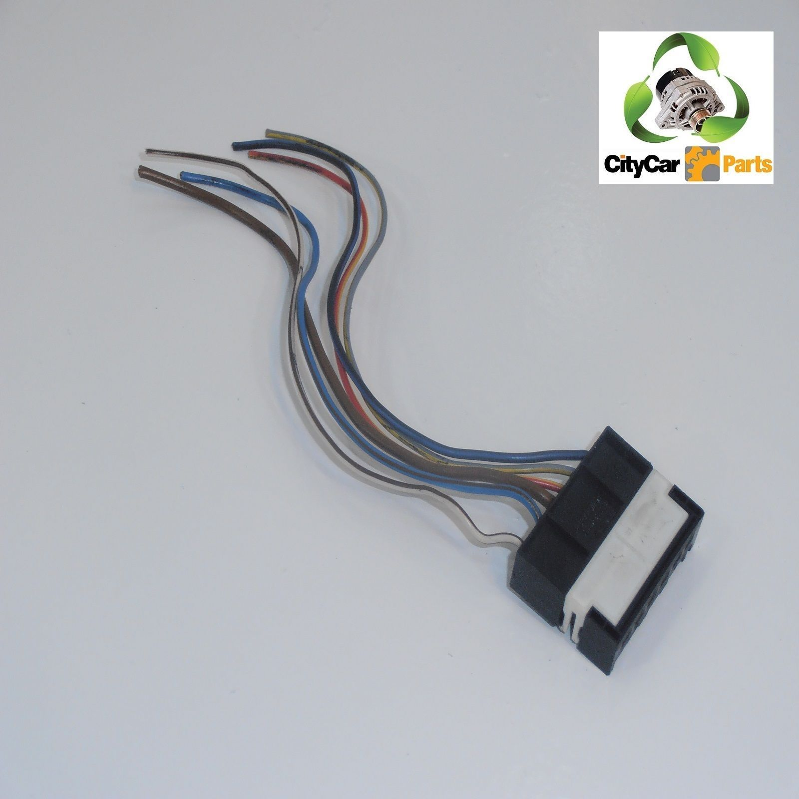 Bmw 3 Series E46 Convertible 1999 To 2006 Driver Side Rear Bulb Wiring Harness Holder